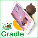 Beli Line Friends Korea Smartphone Stand Cradle Intl Kredit Korea Selatan