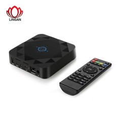 Lingan C88 Kotak TV Uni Eropa Plug + 2 GB Ram + 16 GB ROM & Nbsp;-Intl