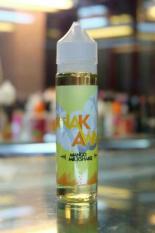 Liquid Anak Awan Mango Milkshake 60Ml 3Mg Premium Flavour Vape