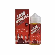 Katalog Liquid Jam Monster Strawberry 100Ml Liquid Usa Premium Terbaru
