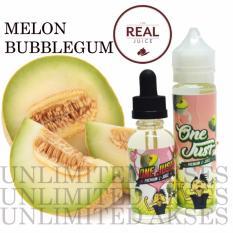 Harga Liquid Vapor One Just Paket Murah Terbaik 1X30Ml 1X60Ml Melon Bubblegum Paling Murah