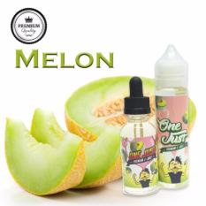 Jual Liquid Vapor One Just Paket Murah Terbaik 1X30Ml 1X60Ml Rasa Melon Liquid Branded