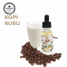 Liquid Vapor ONE JUST Rasa Kopi Susu Premium Liquid Terbaik - 30ml