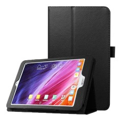 Litchi Texture Horizontal Flip Leather Case with Holder for Acer Iconia One 8 B1-820(Black) - intl