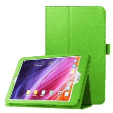 Litchi Texture Horizontal Flip Leather Case with Holder for Acer Iconia One 8 B1-820(Green) - intl