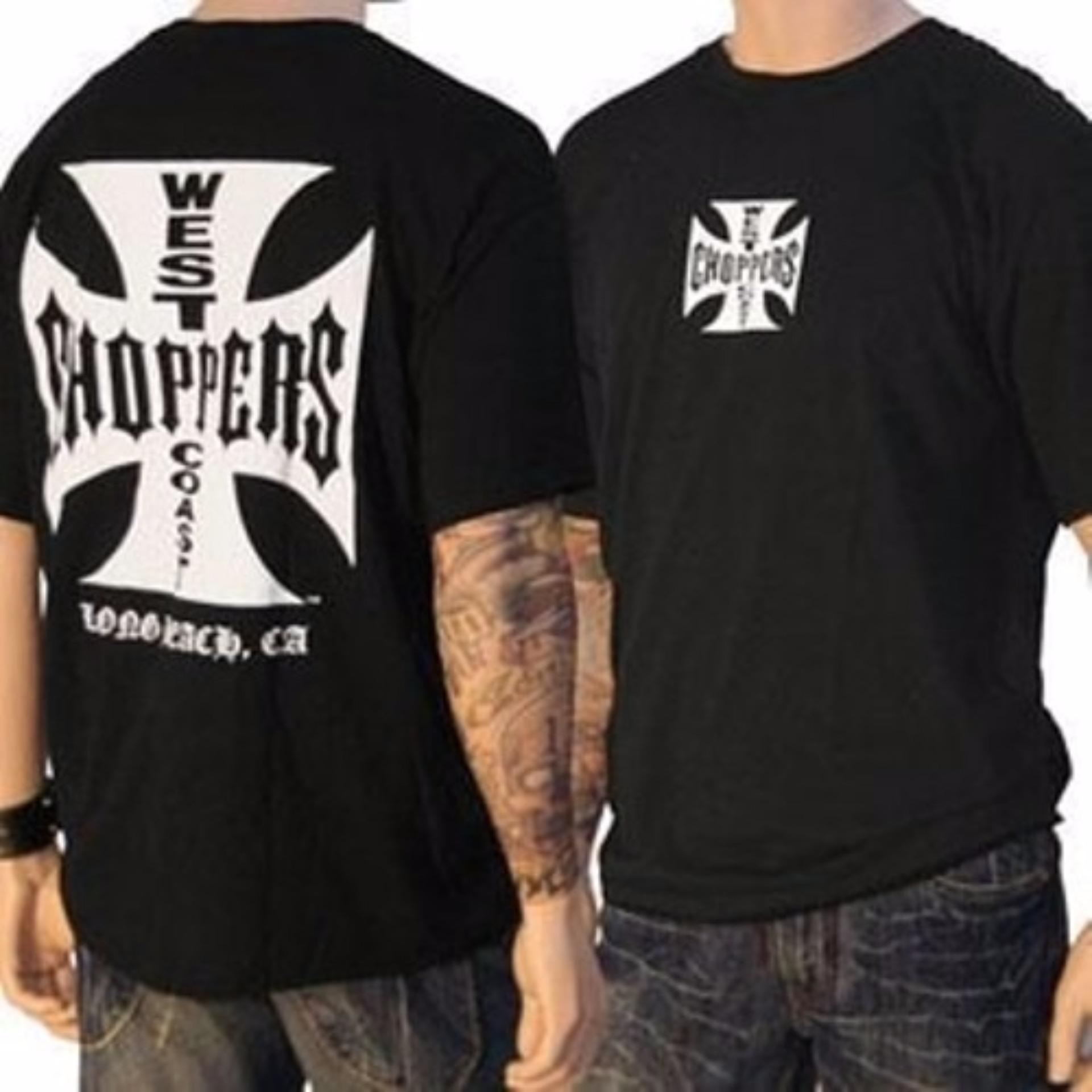Berapa Harga Live Prosper Kaos West Coast Choppers Hitam Live Prosper Di Dki Jakarta