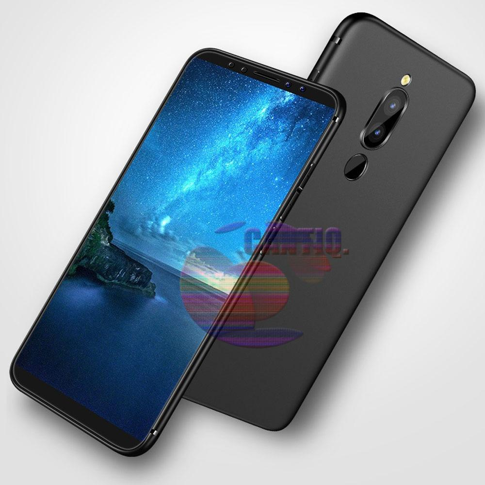 Lize Jelly Case Huawei Nova 2i Candy Rubber Skin Soft Back Case / Softshell / Silicone Huawei Nova 2i / Jelly Case / Ultrathin Lize Huawei Nova 2i / Case Xiaomi / Casing Hp / Baby Skin Case - Hitam / Black