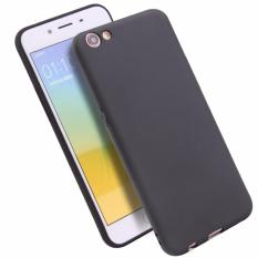 Lize Jelly Case Oppo F3 Plus Candy Rubber Skin Soft Back Case / Softshell / Silicone Oppo F3 Plus / Jelly Case / Ultrathin / Case Oppo / Casing Hp - Hitam / Black