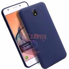 Lize Jelly Case Samsung Galaxy J3 Pro J330 Candy Rubber Skin Soft Back Case / Silikon (Samsung j3 pro silikon Samsung j330 tidak sama j3 pro j3110 ) / Silicone Samsung Galaxy J3 pro j330 / Jelly / Ultrathin Black Mate Samsung j3 pro - Biru Tua / Dark Blue