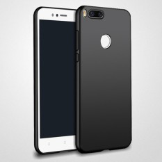 Lize Jelly Case Xiaomi MI A1 Candy Rubber Skin Soft Back Case / Softshell  / Silicone Xiaomi MI A1 / Jelly Case / Ultrathin Lize Xiaomi MiA1 / Case Xiaomi / Casing Hp - Hitam / Black