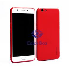 Lize Soft Case Oppo F1s Selfie Expert A59 Silicone Soft Jelly Soft Shell Back Case - Merah