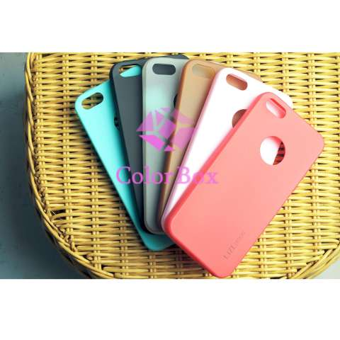 Lize Softshell Jelly Case Apple Iphone5   Iphone 5   Iphone 5G   Iphone 5S  Ori 8b03126c64