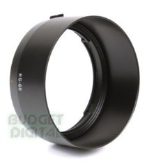 Local - ES-68 Bayonet Mount Lens Hood For Canon EOS EF 50mm f/1.8 STM Lens