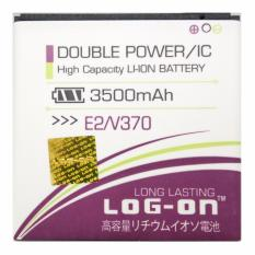 Log On Baterai Acer Liquid E2 V370 - Double Power - 3500 mAh