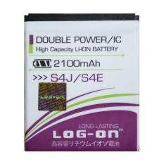 Log On Baterai Advan S4J / S4E - Double Power Battery - 2100 mAh
