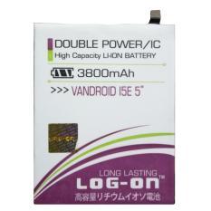 Log On Baterai Advan Vandroid i5E 5