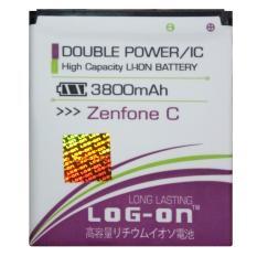 Katalog Log On Baterai Asus Zenfone C Zc451Cg Double Power Battery 3800 Mah Terbaru