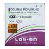 Jual Log On Baterai Evercoss A7A Double Power Battery 2300 Mah Import