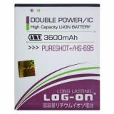 Tips Beli Log On Baterai Hisense Pureshot Hs 695 Double Power Battery 3600 Mah Yang Bagus
