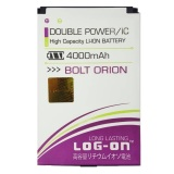 Jual Log On Baterai Modem Bolt Orion 4000 Mah Log On Branded