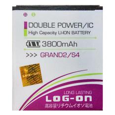 Harga Log On Baterai Samsung Galaxy Grand 2 Galaxy S4 I9500 Double Power Battery 3800 Mah Yang Murah