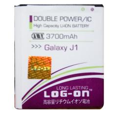 Harga Log On Baterai Samsung Galaxy J1 Double Power Battery 3700 Mah Fullset Murah