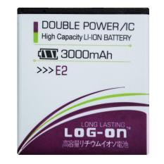 Log On Baterai Smartfren Andromax E2 - Double Power Battery - 3000 mAh