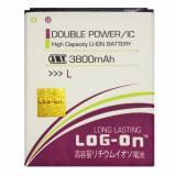 Beli Log On Baterai Smartfren Andromax L Double Power Battery 3800 Mah Cicilan