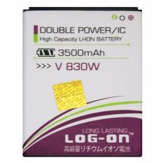Harga Log On Baterai Zte V830W V 830W Double Power Battery 3500 Mah Dan Spesifikasinya