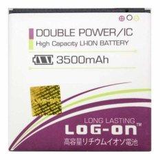 Harga Log On Battery Baterai Double Power Ep500 Sony Ericsson St15I 3500Mah Murah