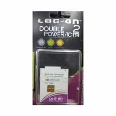 Log On Battery Baterai Double Power for Advan S4C [2800 mAh]