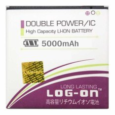Log On Battery Baterai Double Power LENOVO IDEATAB A1000 - 5000mah