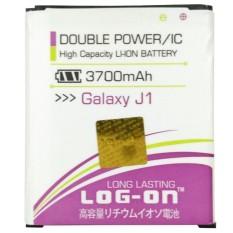 Harga Log On Battery Double Power For Samsung Galaxy J1 3700Mah New