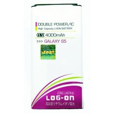 Jual Log On Battery Double Power For Samsung Galaxy S5 Branded Original