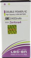 Harga Log On Battery For Asus Zenfone 4 Termurah