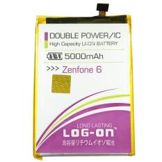 Harga Log On Battery For Asus Zenfone 6 Baru