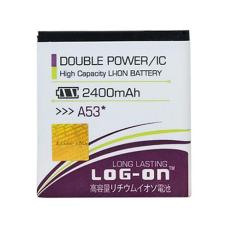 Jual Log On Battery For Evercoss A53 2400Mah Double Power Ic Garansi 6 Bulan Murah Di Dki Jakarta
