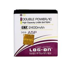 Review Pada Log On Battery For Evercoss A5P 2400Mah Double Power Ic Garansi 6 Bulan