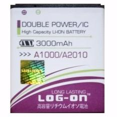 LOG-ON Battery FOR Lenovo A1000/A2010 Double Power & IC