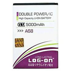 Harga Log On Battery For Mito A68 5000Mah Double Power Ic Garansi 6 Bulan Log Battery Ori