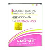 Iklan Log On Battery For Mito Fantasy A50
