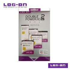 LOG-ON Battery For Mito Tablet T720 - 3600mAh Double Power & IC - Garansi 3 Bulan