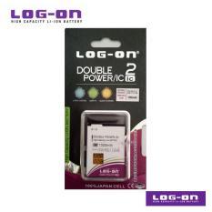 LOG-ON Battery For Polytron C245 / C 245 - 1500mAh Double Power & IC - Garansi 3 Bulan