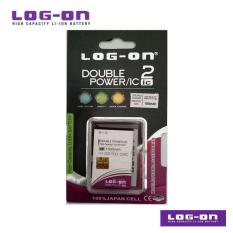 LOG-ON Battery For Polytron C24C / C 24C - 2500mAh DoublePower & IC - Garansi 3 Bulan
