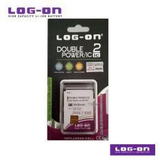 LOG-ON Battery For Polytron Crystal 2 W3430 - 2500mAh Double Power & IC - Garansi 3 Bulan
