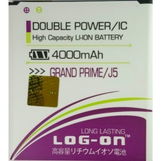 Spesifikasi Log On Battery For Samsung Galaxy Grand Prime G530 Galaxy J5 Sm J500F 4000Mah Log On Terbaru