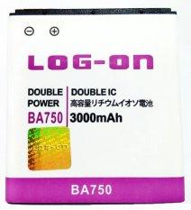 Log On Battery For Sony BA 750 for Sony Ericsson Anzu, Xperia Arc, Xperia X12