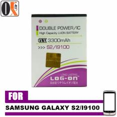 LOG ON Battery i9100 For Baterai Samsung Galaxy S2