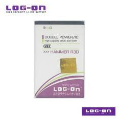 LOG-ON Battery Untuk Advan Hmmer R3D - Double Power & IC - Garansi 6 Bulan