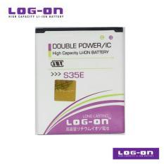 LOG-ON Battery Untuk Advan S35E - Double Power & IC - Garansi 6 Bulan